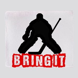 Bring It Throw Blanket