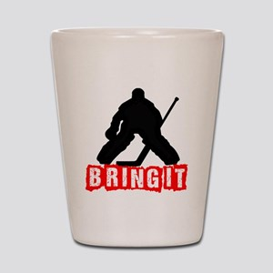 Bring It Shot Glass