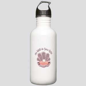 The World Is Your Oyster Water Bottle