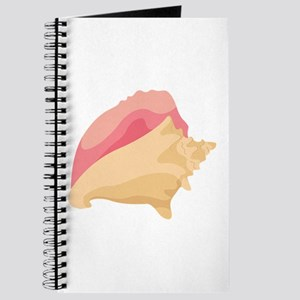 Conch Shell Journal