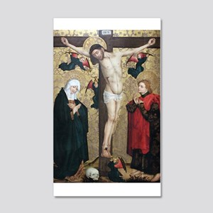 Crucifixion Wall Decal
