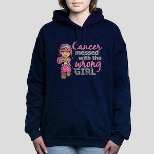 Combat Girl Breast Cancer Sweatshirt