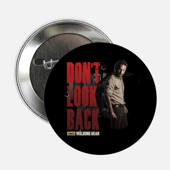 "Rick Don't Look Back 2.25"" Button"