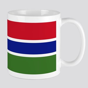 Flag of Gambia Mug