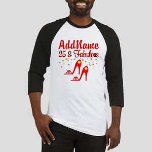 STYLISH 25TH Baseball Jersey