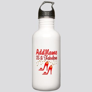STYLISH 25TH Stainless Water Bottle 1.0L