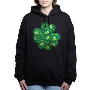 2d790f25a Green Owl Women's Hoodies & Sweatshirts - CafePress