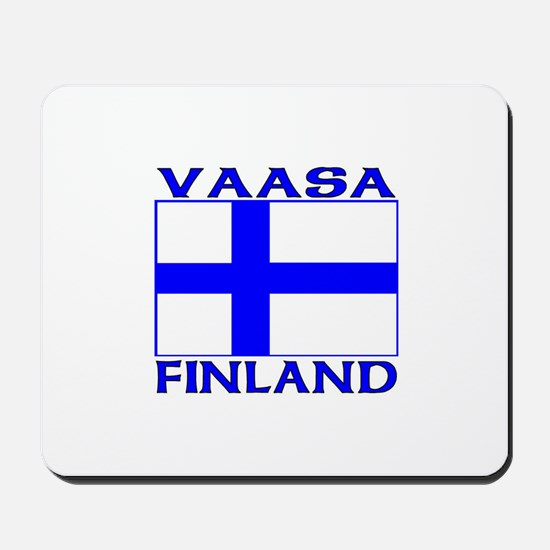 Vaasa, Finland Mousepad