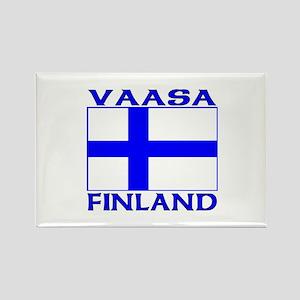 Vaasa, Finland Rectangle Magnet