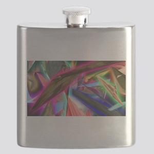 Glowing pages positive Flask