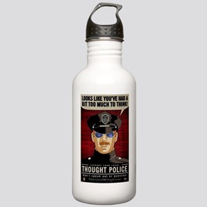 Thought Police Free Sp Stainless Water Bottle 1.0L