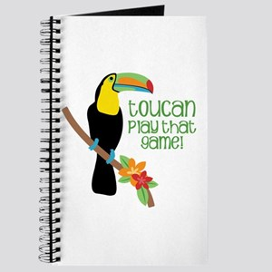 Toucan Play That Game! Journal
