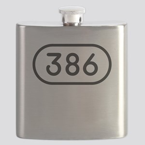 Factory 386 Flask