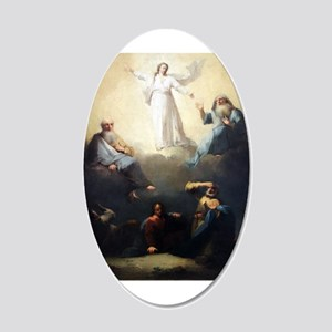 The Spirit of Christ Wall Decal