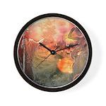 Sodom and Gomorrah Wall Clock