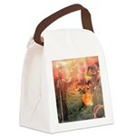 Sodom and Gomorrah Canvas Lunch Bag