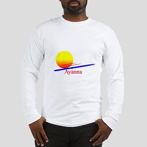 Ayanna Long Sleeve T-Shirt