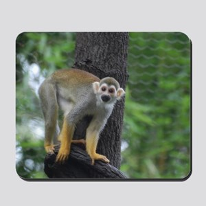 Squirrel Monkey Mousepad