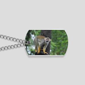 Squirrel Monkey Dog Tags