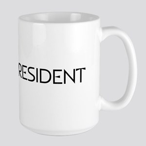 Future President Large Mug