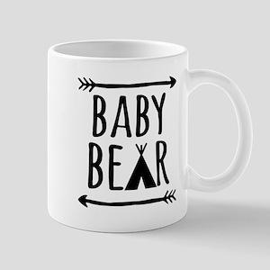 Baby Bear Tent Mugs