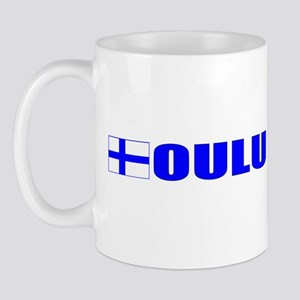 Oulu, Finland Mug