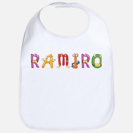 Ramiro Baby Bib