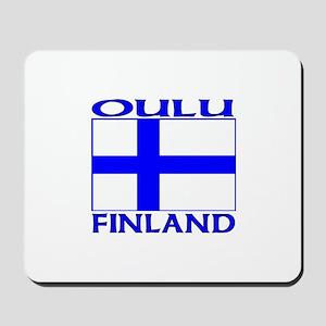 Oulu, Finland Mousepad