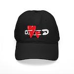 Baby Pin with Hearts Baseball Hat