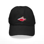 Spot-lined flasher wrasse C Baseball Hat