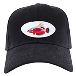 Spot-lined flasher wrasse C Baseball Hat