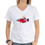 Spot-lined flasher wrasse C T-Shirt