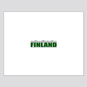 Finland Small Poster