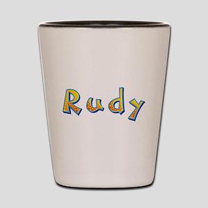 Rudy Giraffe Shot Glass
