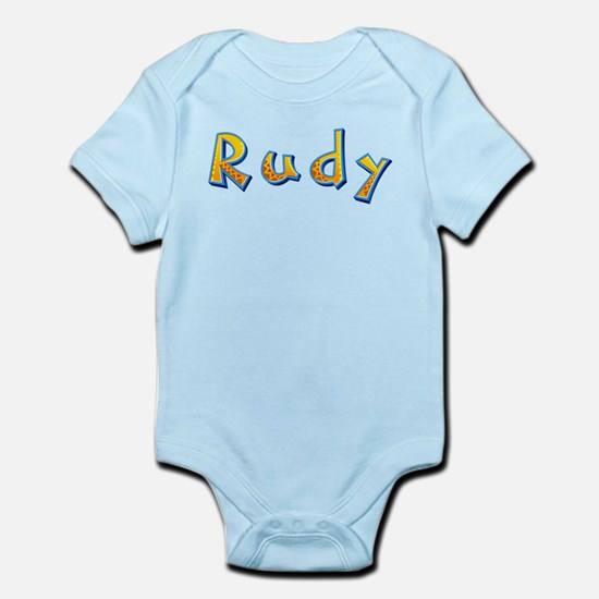 Rudy Giraffe Body Suit
