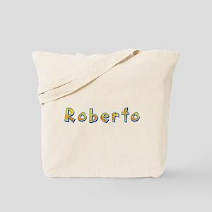Roberto Giraffe Tote Bag