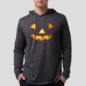 Jack-o-lantern Pu Long Sleeve T-Shirt