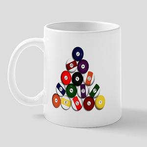 Billiards anyone? Mug