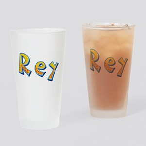 Rey Giraffe Drinking Glass