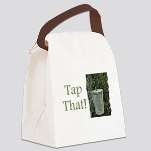 Tap That! Canvas Lunch Bag