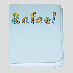 Rafael Giraffe baby blanket