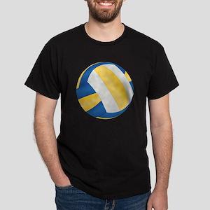 Volleyball - No Txt Dark T-Shirt