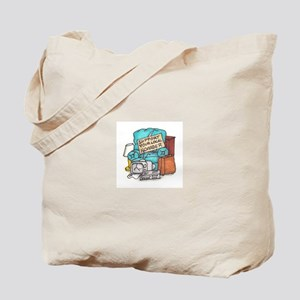 Hoarder Tote Bag