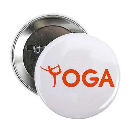 "Yoga sports 2.25"" Button"