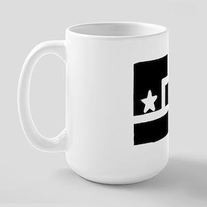 Resistance Flag Large Mug