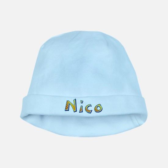 Nico Giraffe baby hat