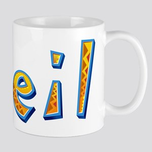 Neil Giraffe Mugs