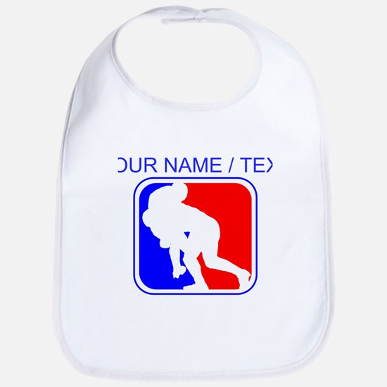 Custom Rugby League Logo Bib