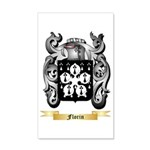 Florin 35x21 Wall Decal