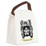 Florin Canvas Lunch Bag